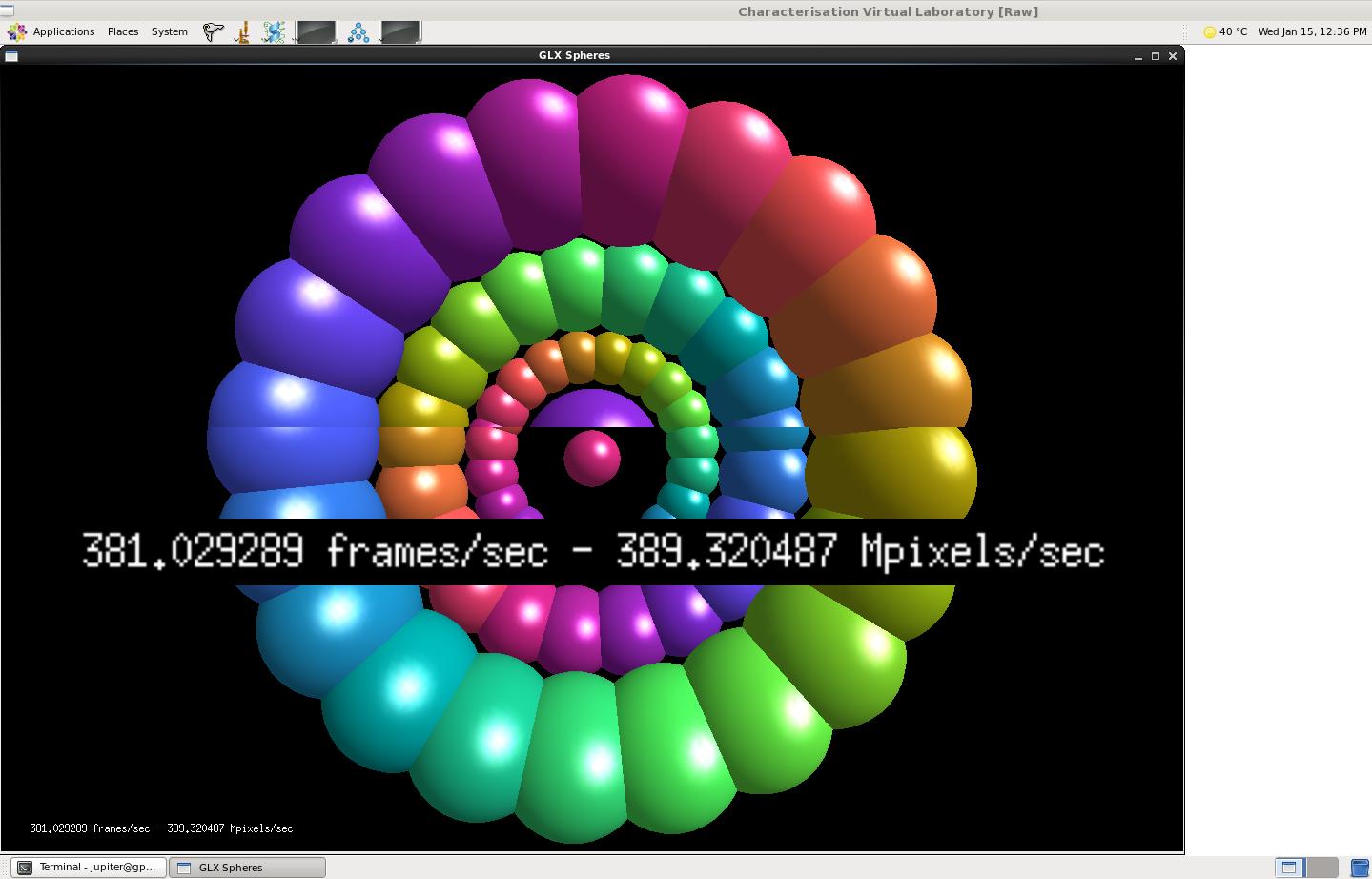 GPU Render - 380 fps